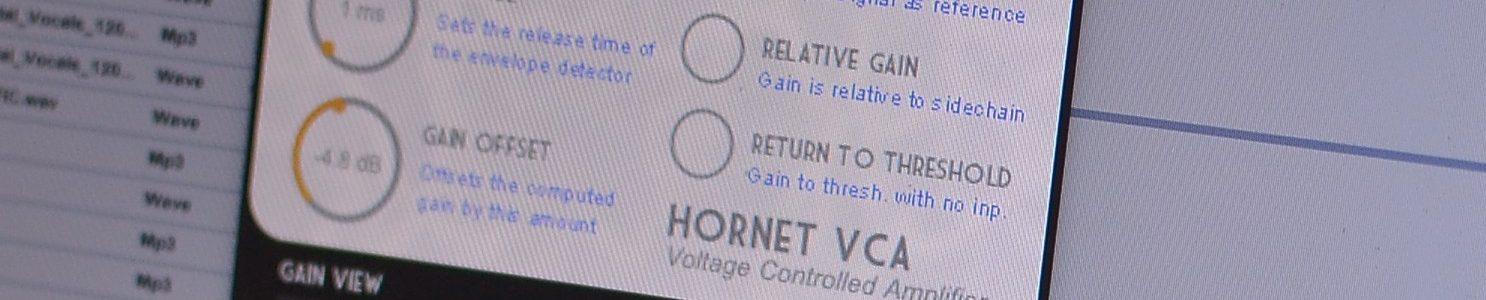 HorNet VCA