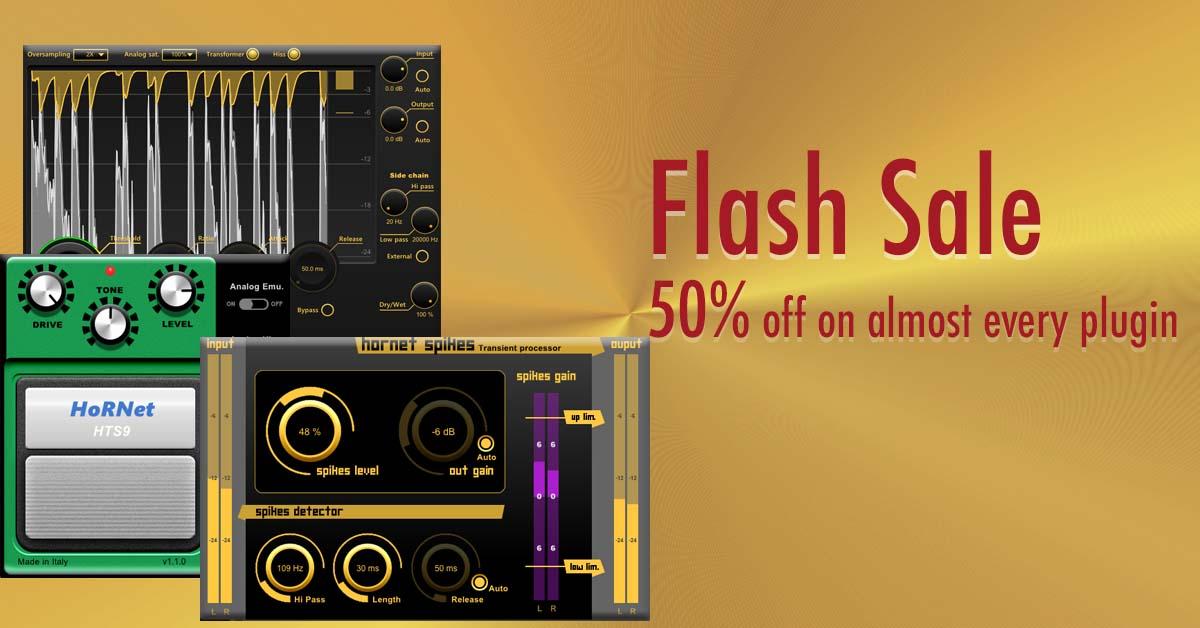 HoRNet Flash Sale