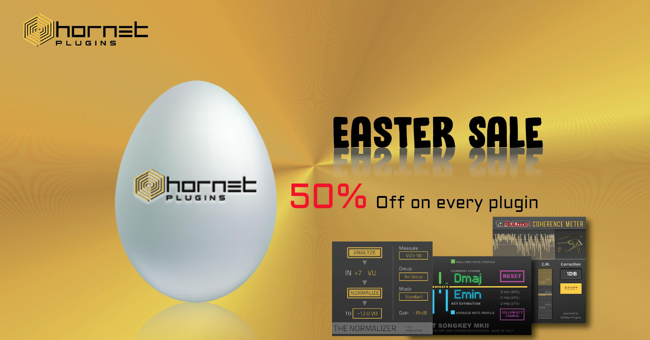 HoRNet Easter Sale