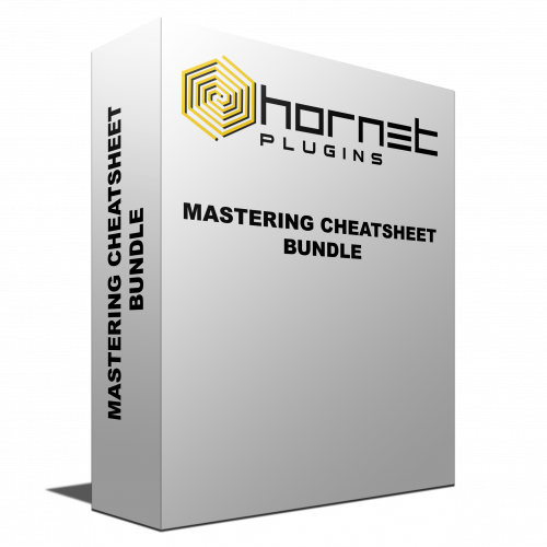 mastering cheatsheet bundle