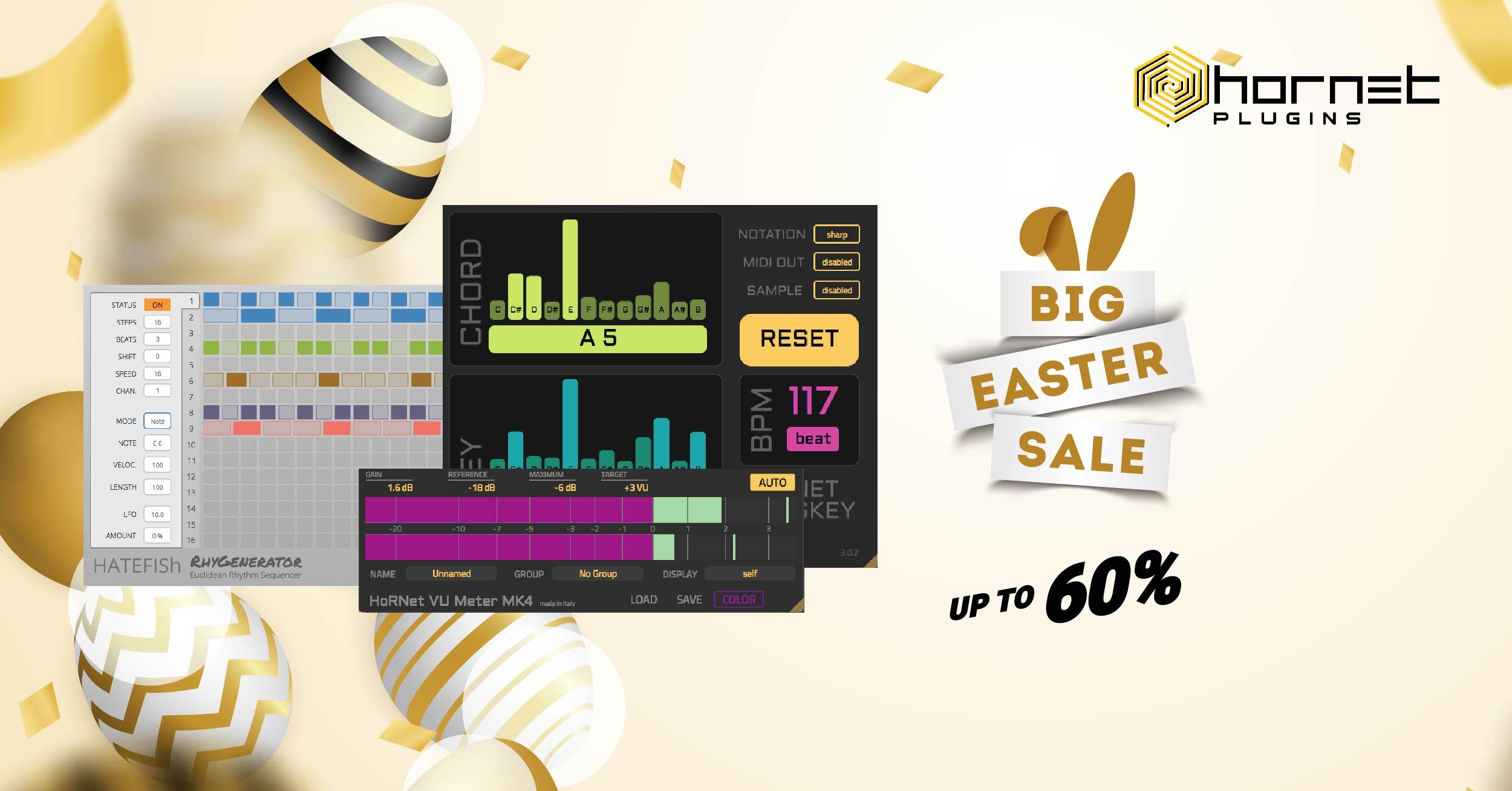 HoRNet Easter Sale 2020