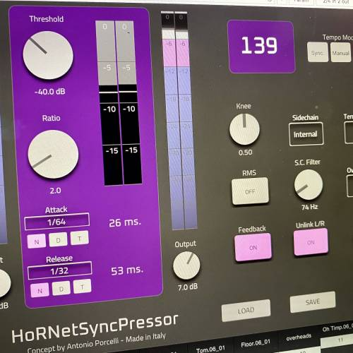 HoRNet SyncPressor