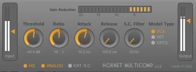 HoRNet Multicomp