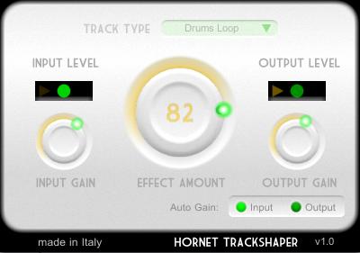 HoRNet TrackShaper