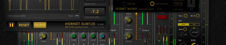 hornet mastering bundle