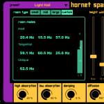 HoRNet Spaces original GUI