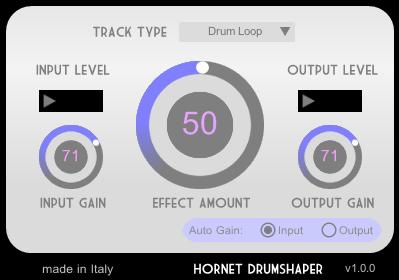 HoRNet Drumshaper