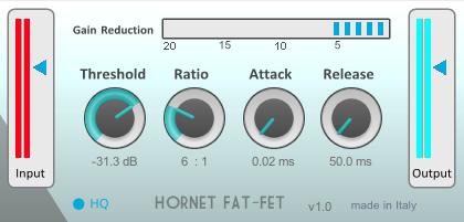 HoRNet FAT-FET