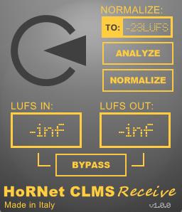 HoRNet CLMS Receive