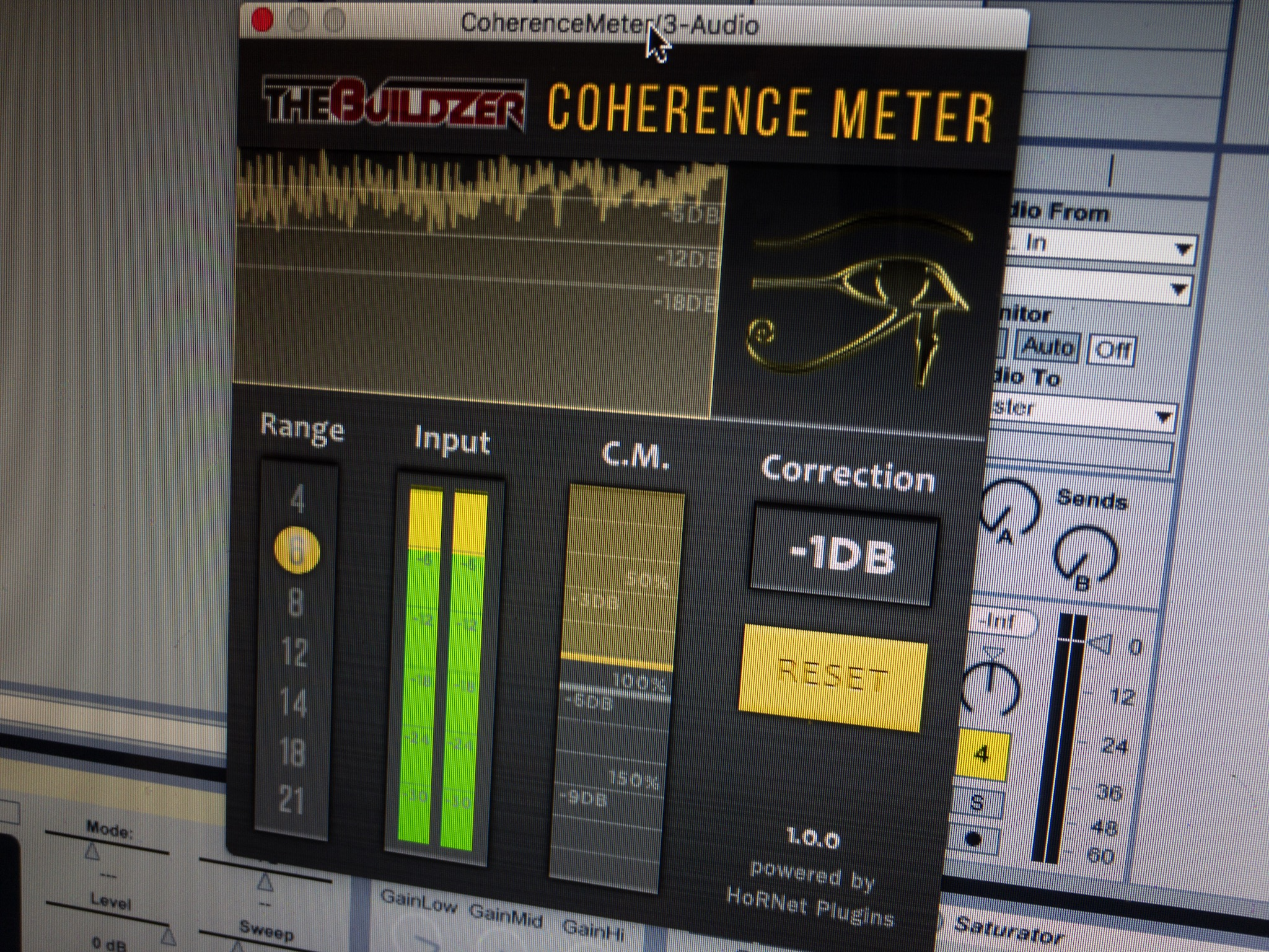 The Buildzer Coherence Meter