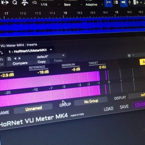 HoRNet VU Meter MK4